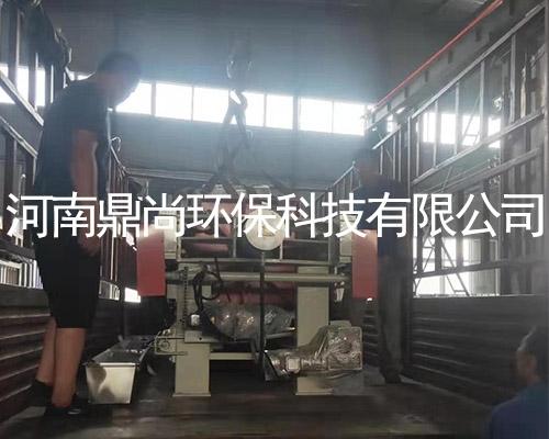 80平方压滤机装车发往广东地区