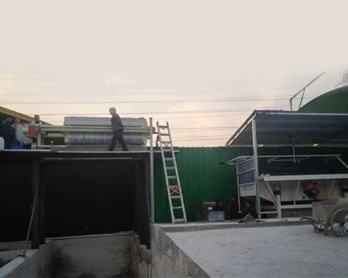 商砼站废料废水回收利设备